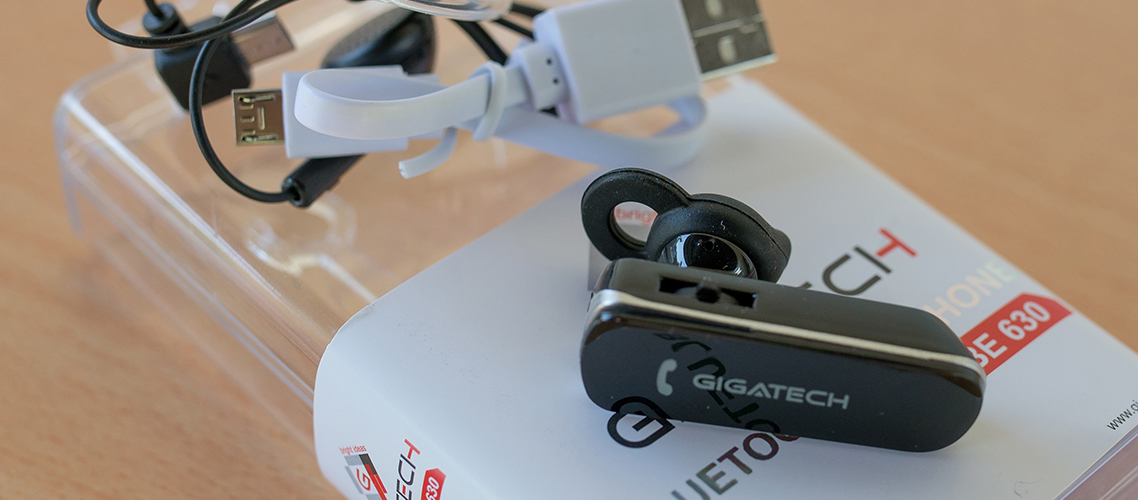 Gigatech bluetooth earphone BE630 is available in the market!